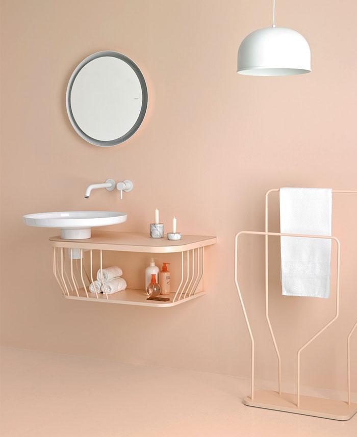 Bathroom Trends 2019 / 2020 - Designs, Colors and Tile ... on Small Bathroom Ideas 2020 id=12087
