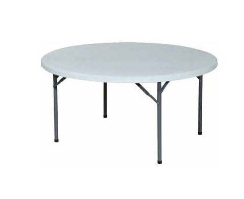 location de table ronde 120 cm pour 6