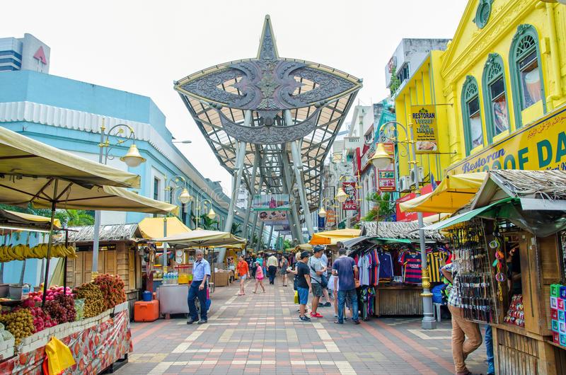 KualaLumpurKasturiWalkCentralMarket