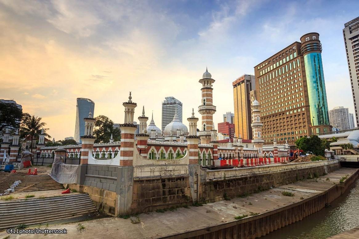 KualaLumpurMasjidJamek