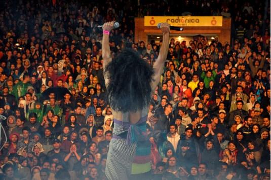 Concierto Radionica 2011 por Kike Barona
