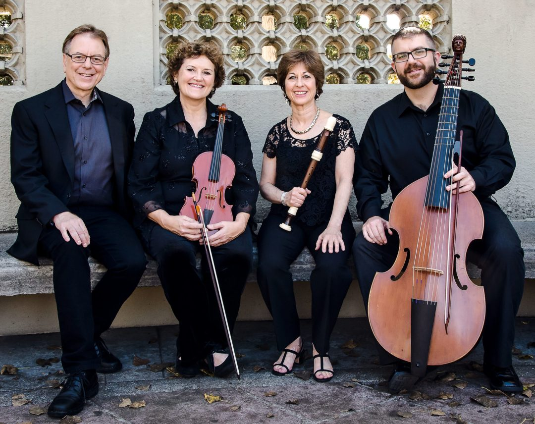 Musica-Pacifica(L-R)Charles_Sherman(harpsichord)Elizabeth_Blumenstock(baroque-violin)Judith_Linsenberg(recorder)Josh_Lee(viola-da-gamba)Photo-by_David-Blankenhorn