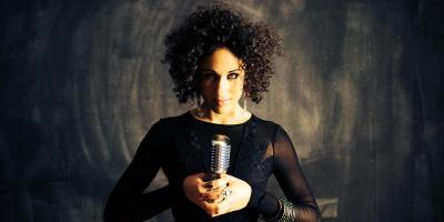 Naima Shalhoub :Photo by Sarah Deragon