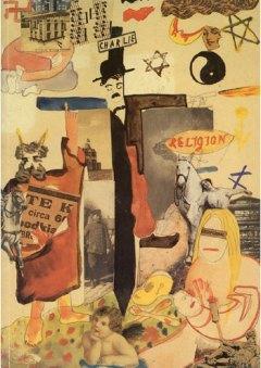 Dada Collage (Charlie Chaplin), Erwin Blumenfeld (1921)