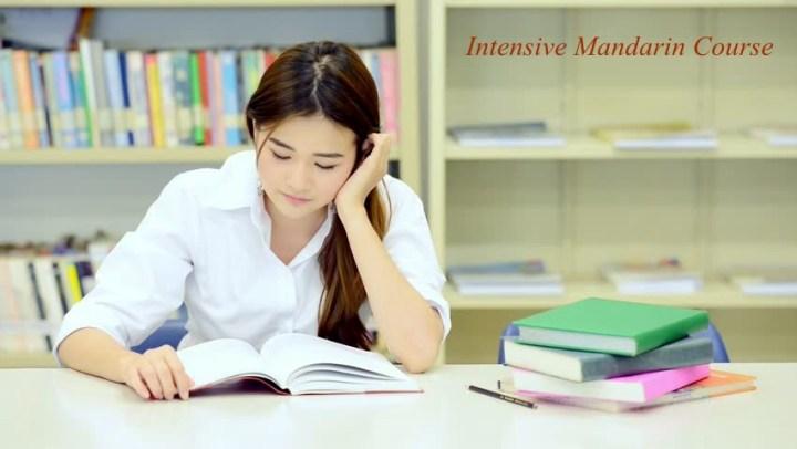 Intensive Mandarin Course