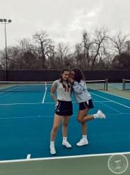 Clara, tenis
