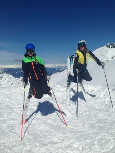 skiingWhistler