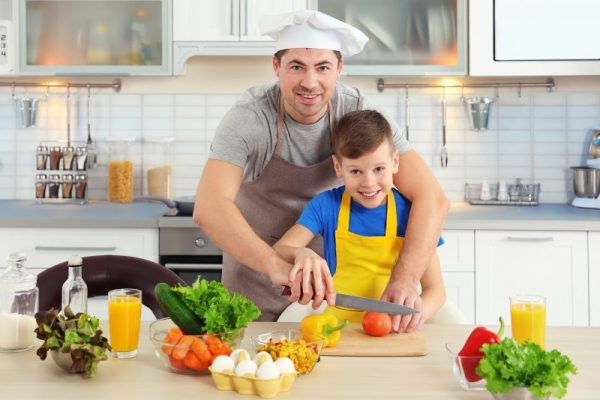 International Culinary Studio allows your family to learn with you