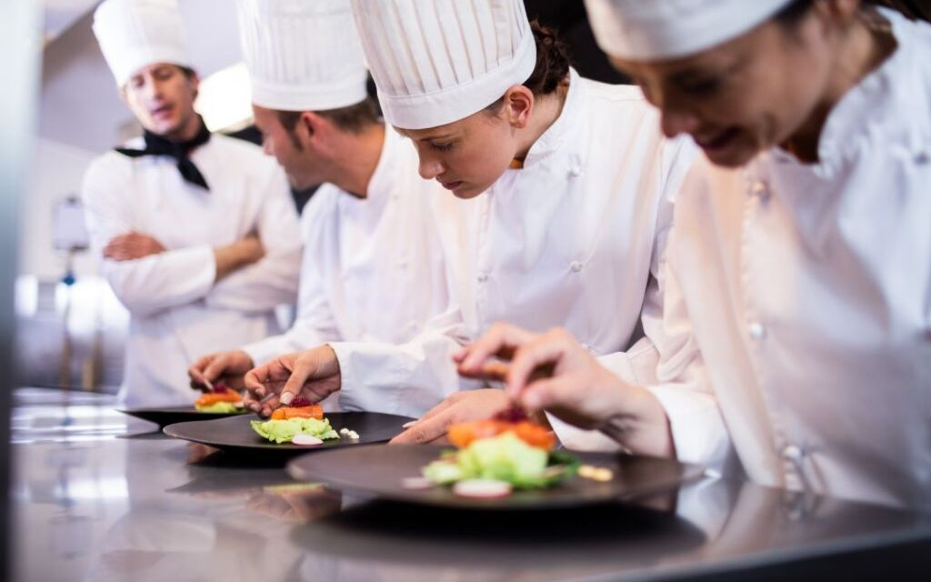 Diploma in Cookery level 5 with International Culinary Studio