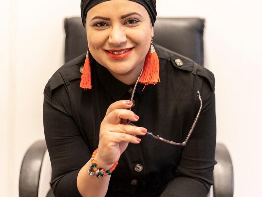 Mona Halhoul Gastblog