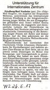 Sprachkurs Bad Nauheim