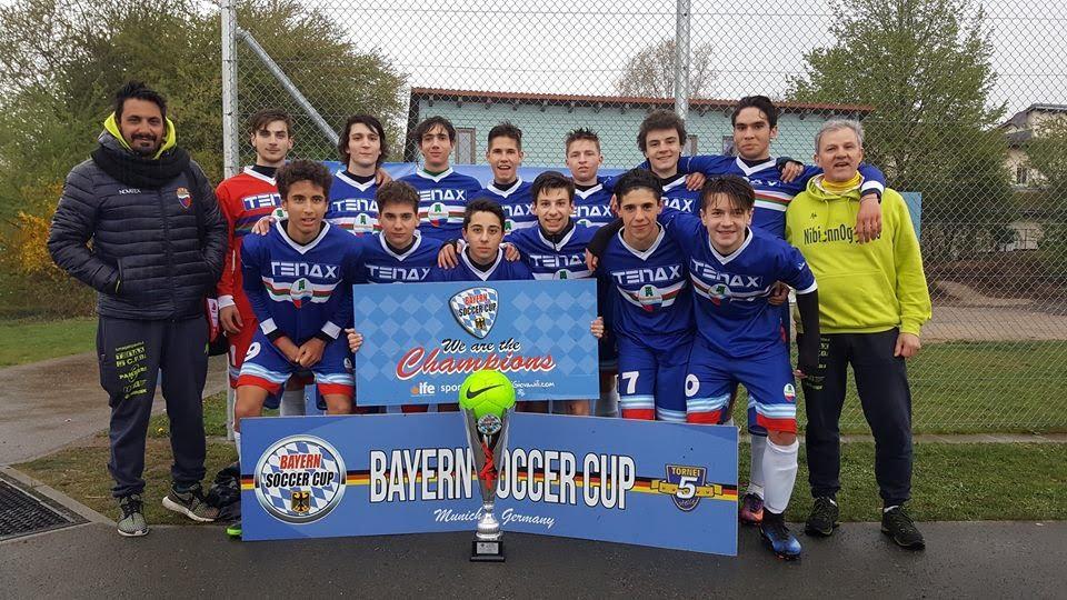 torneo monaco calcio giovanile