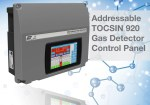 TOCSIN 920 addressable Gas Detector Control Panel