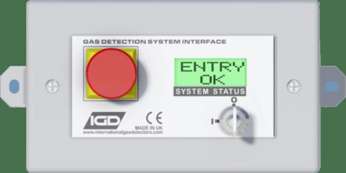 IGD Annunciator/ door entry control