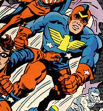 Image result for timely comics the patriot