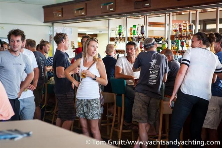 Magic Marine Happy Hour at the 2014 Worlds