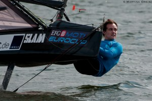 Neil Baker, not a Mini-Transat sailor