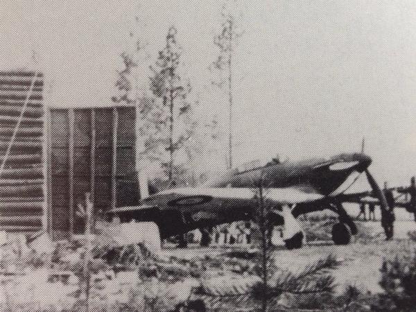 Hurricane Mk1 of 46Sqdn
