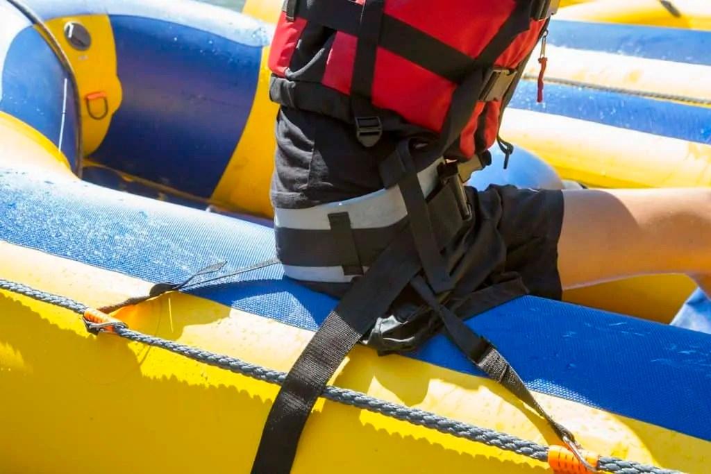 Para Rafting Committee