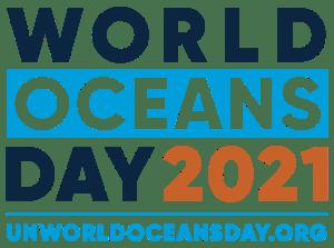 World Oceans Day 2021 logo