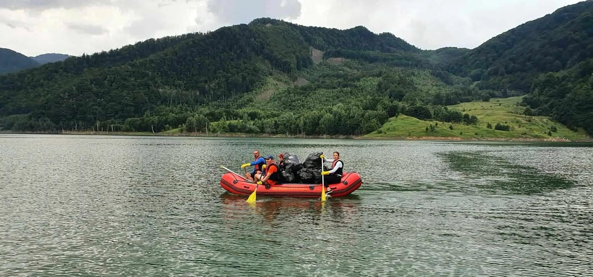 Buzau river clean up