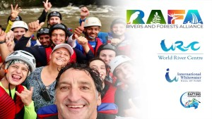 Rafael Gallo was honoured at Paddle Sports Show 2021