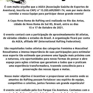Copa Nova Roma 2021