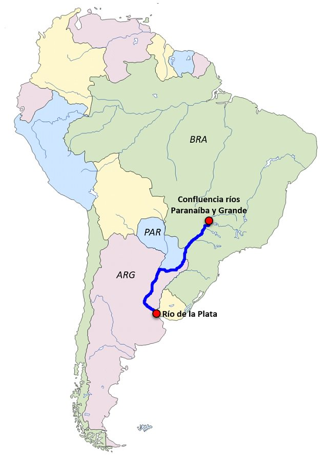 International Water Law Project Blog South America Archives ...