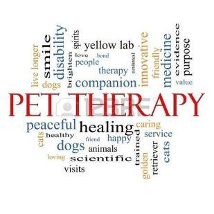 Risultati immagini per pet therapy