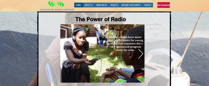 Developing Radio Partners