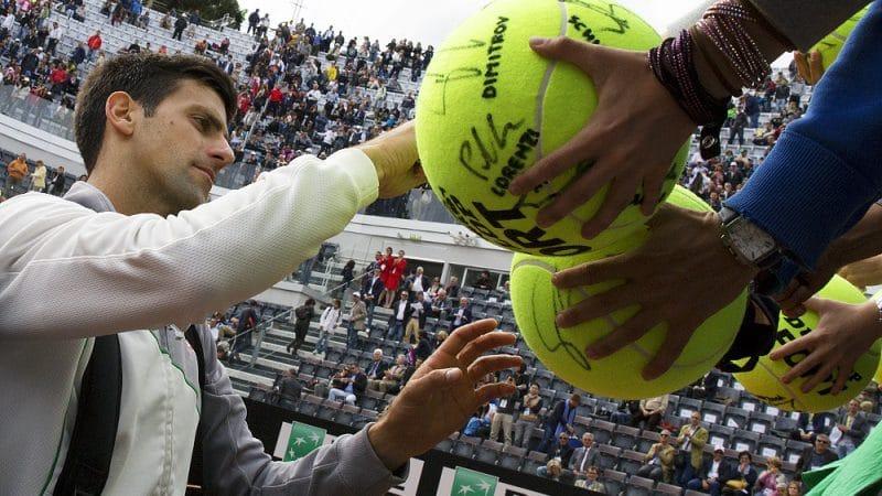 Novak Djokovic (Foto G. Sposito)