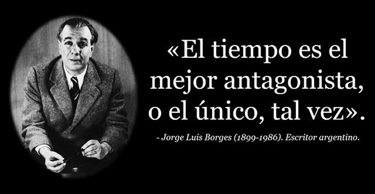 Las 15 Mejores Frases De Jorge Luis Borges Internesante