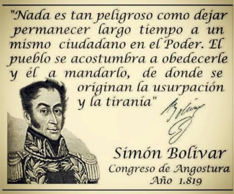 Las 15 Mejores Frases De Simón Bolívar Internesante