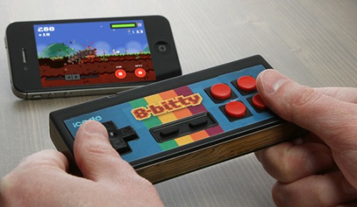 Introducing the 8-Bitty controller