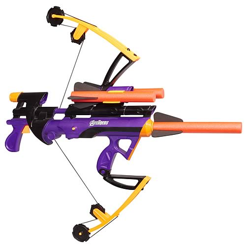 Avengers Movie Hawkeye Nerf Big Bad Bow