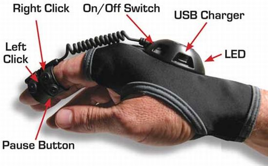 ionairmouse thumb 550xauto 84710 Air Mouse glove lets you control your PC Minority Report style