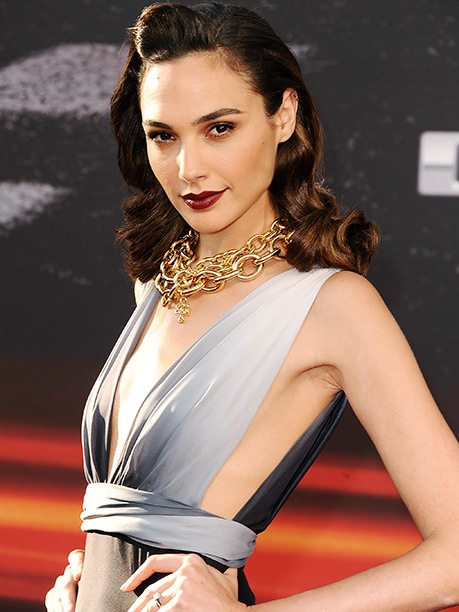 Gal Gadot Gal Gadot Cast as Wonder Woman in 'Batman vs. Superman'