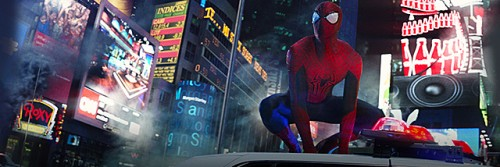 spidermanspinoffs 500x167 Sony Pictures Announces Spider Man Spinoffs Venom and Sinister Six