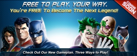 dcuofreetoplay DC Universe Online Free To Play Starting In October