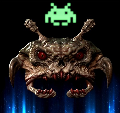 224 max 500x470 Space Invaders Extreme To The Max