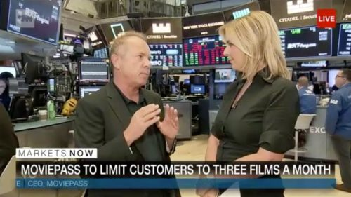180808125110 080818 markets now 5 780x439 500x281 MoviePass CEO: We now have the right model
