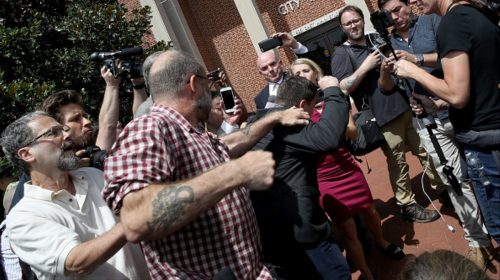 Guy Who Punched Charlottesville Organizer Fined a Measly $1