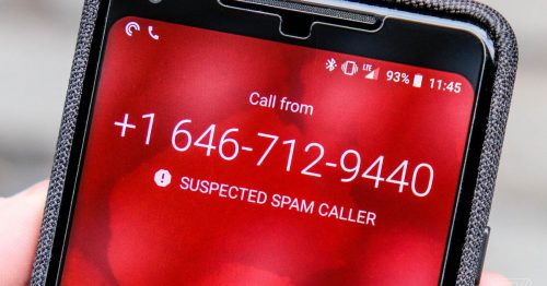 DSCF2964 500x262 Robocallers blasted Americans with 26.3 billion spam calls last year
