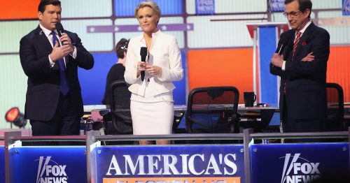 Democrats wont let Fox News host primary debates, citing inappropriate relationship with Trump