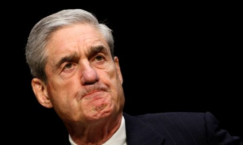 QKQPH6DLTYI6TPR2GMQXEQFFHE 500x299 Mueller complained that Barr's letter did not capture 'context' of Trump probe