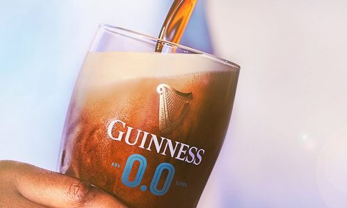 Guinness launches alcohol free version