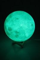 United Entertainment lampe Mondlicht 32 x 28 cm Polymer ...