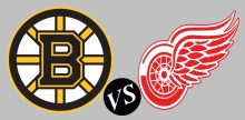 Bruins v Red Wings