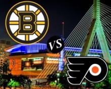 Bruins v Flyers 2