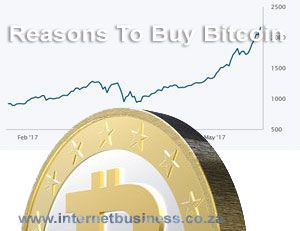 Reasons To Buy Bitcoin